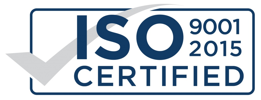 ISO 9001:2015 Accrediatation